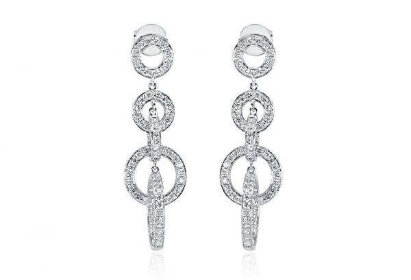 Diamonda Earring