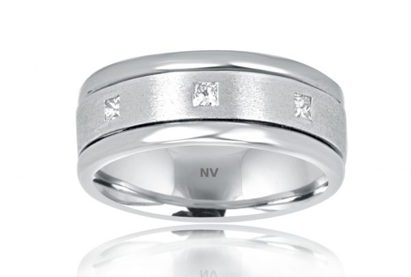 Mens Diamond Wedding Engagements Ring Melbourne