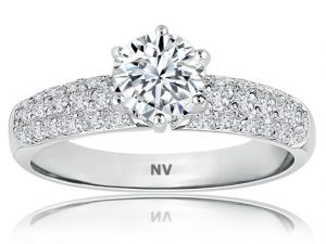 custom diamond rings Melbourne