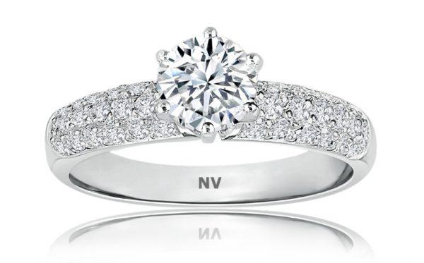 custom diamond rings Melbourne