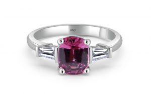 Coloured Stone Ring